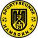 Vereinslogo Hamborn 07