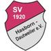 Vereinslogo Rot-Weiß Hasborn