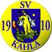 Vereinslogo SV 1910 Kahla