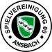 Vereinslogo SpVgg Ansbach