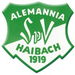 Vereinslogo Alemannia Haibach