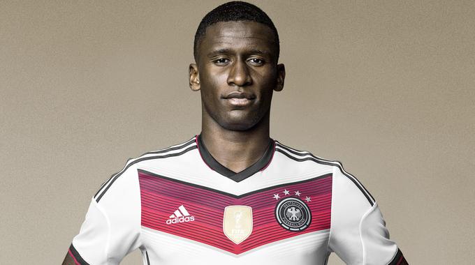 Fussballer Rüdiger