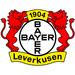 Vereinslogo Bayer 04 Leverkusen