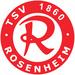 Vereinslogo TSV 1860 Rosenheim