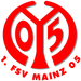 Vereinslogo 1. FSV Mainz 05 U 17