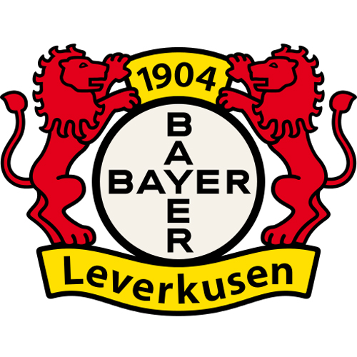 Club logo Bayer 04 Leverkusen II