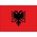 Vereinslogo Albanien
