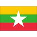 Vereinslogo Myanmar