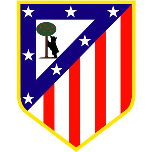 Club logo Atlético Madrid
