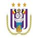 Vereinslogo RSC Anderlecht