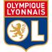 Vereinslogo Olympique Lyon