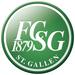 Vereinslogo FC St. Gallen