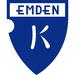 Vereinslogo Kickers Emden