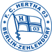 Club logo Hertha 03 Zehlendorf