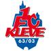 Vereinslogo 1. FC Kleve