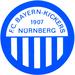 Vereinslogo FC Bayern Kickers Nürnberg
