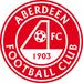 Club logo Aberdeen FC