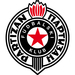 Vereinslogo Partizan Belgrad