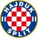 Vereinslogo Hajduk Split