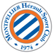 Club logo Montpellier HSC