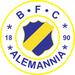 Vereinslogo BFC Alemannia 90