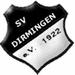 Vereinslogo SV Dirmingen