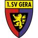 Vereinslogo 1. SV Gera