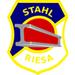 Club logo BSG Stahl Riesa