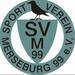 Vereinslogo SV 1899 Merseburg