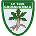 Vereinslogo SV 1896 Großdubrau