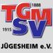 Vereinslogo TGM SV Jügesheim