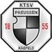 Vereinslogo Preußen Krefeld