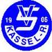 Club logo SV 06 Kassel