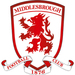 Vereinslogo FC Middlesbrough