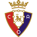 Vereinslogo CA Osasuna