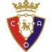 Club logo CA Osasuna