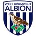 Vereinslogo FC West Bromwich Albion