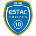 Vereinslogo ES Troyes AC