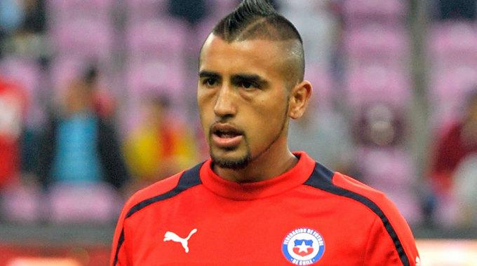 Profilbild von Arturo Vidal