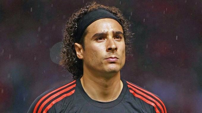 Profilbild von Guillermo Ochoa