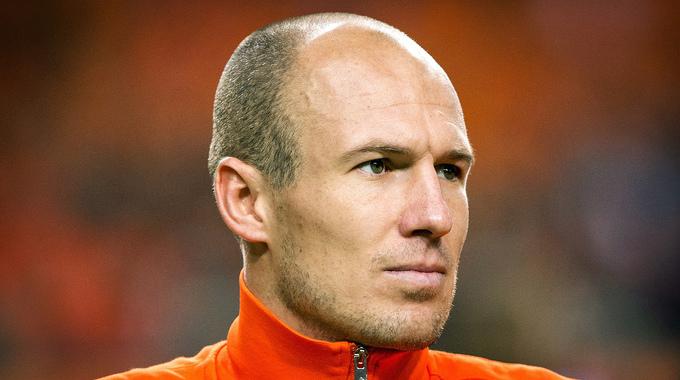 Profilbild von Arjen Robben