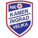 Vereinslogo NK Kamen Ingrad Velika