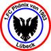 Vereinslogo 1. FC Phönix Lübeck