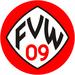Vereinslogo FV 09 Weinheim
