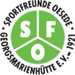 Club logo Sport friends Oesede