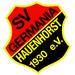 Vereinslogo SV Germania Hauenhorst