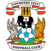 Vereinslogo Coventry City