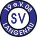 Club logo SV Langenau