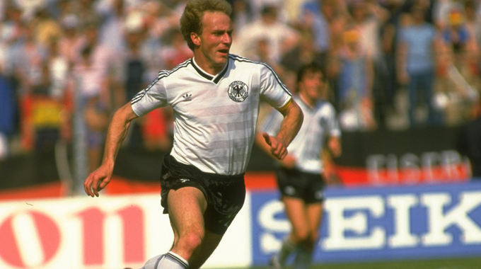 Profile picture of Karl-Heinz Rummenigge
