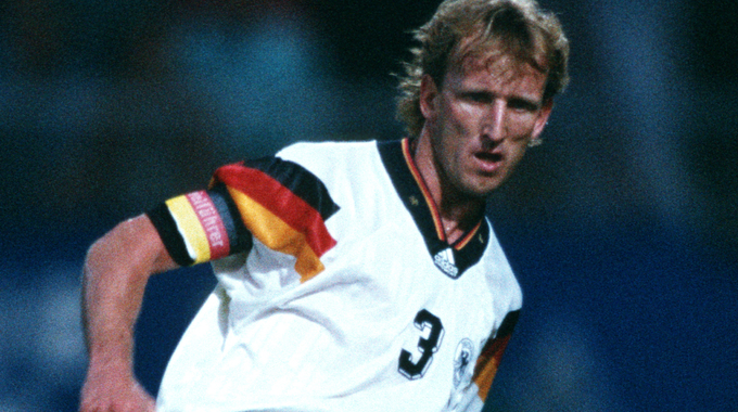Profile picture of Andreas Brehme